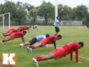 Bóng đá - ĐT Việt Nam nhồi thể lực, rèn tốc độ trước AFF Cup