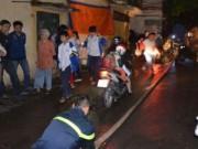 Tin tức trong ngày - HN: Cháy kho phụ tùng ô tô, cả khu tập thể náo loạn