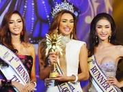 Thời trang - Bất ngờ với kết quả Hoa hậu Chuyển giới Quốc tế 2014