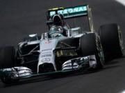 Thể thao - F1- Chạy thử Brazilian GP: Rosberg nhanh nhất