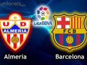 Bóng đá Tây Ban Nha - Almeria - Barca: Người khổng lồ tỉnh giấc