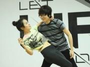 """Ca nhạc - MTV - """"Ma nữ"""" Tú Vi hăng say tập nhảy cùng Bùi Anh Tuấn"""