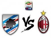 Bóng đá - Sampdoria - Milan: Đồng cân, đồng lạng
