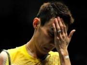 Thể thao - Mẫu B dương tính, Lee Chong Wei sụp đổ vì doping