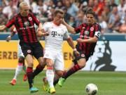 Bóng đá - Frankfurt - Bayern: Bắn phá liên tục