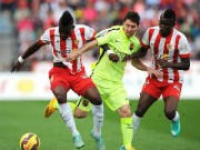Bóng đá - Almeria - Barca: Thế trận kịch tính