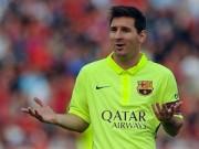 Bóng đá - Messi vô duyên trước tá cơ hội