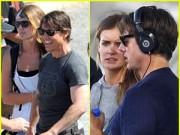 Phim - Xuất hiện bạn gái tin đồn mới của Tom Cruise