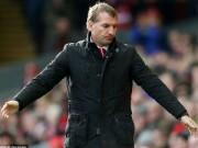 Bóng đá - Rodgers đòi 11m, Mourinho thừa nhận Chelsea có thể thua