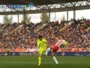 """Bóng đá - Trọng tài """"cướp trắng"""" chiến thắng đậm của Barca"""