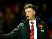 Bóng đá - Van Gaal bình thản trước chiến thắng của MU