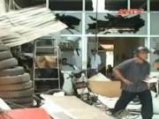 Video An ninh - Cà Mau: Bình hơi phát nổ, một người nguy kịch