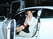 Ca nhạc - MTV - Minh Hằng lái xế sang đi xem nhảy