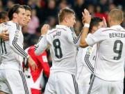 Bóng đá - Real lại thắng 5 sao: Tuyệt đỉnh thăng hoa