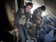 Tin tức trong ngày - Hình ảnh chân thực về cuộc chiến chống IS tại Kobani