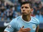 Bóng đá - Aguero chỉ rời Man City khi đã có Cúp C1