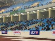 Bóng đá - Vắng U19, sân Mỹ Đình đìu hiu ngày ĐT Việt Nam thi đấu