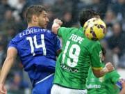 Bóng đá - Juventus - Parma: Hơn cả tennis