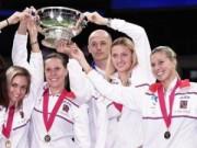 Thể thao - Tin HOT 10/11: Séc vô địch Fed Cup 2014