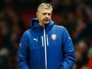 Bóng đá - Wenger: Arsenal đã vứt bỏ trận đấu