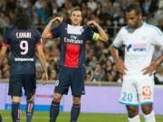 Bóng đá - PSG - Marseille: Vinh quang cho kẻ bản lĩnh
