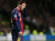 Bóng đá - Messi tịt ngòi liên tiếp: Lời nguyền của Zarra