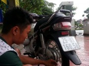 An ninh Xã hội - Đi tác nghiệp, phóng viên bị kẻ gian lấy mất xe máy