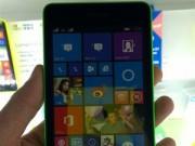 Thời trang Hi-tech - Điện thoại giá rẻ Microsoft Lumia 535 rò rỉ