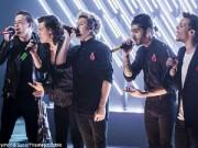 One Direction tái hợp trên sân khấu X-Factor