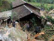 Tin tức trong ngày - Cao Bằng: Núi lở, 7 người thoát chết kỳ diệu