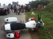 Tin tức trong ngày - Va chạm giao thông, cảnh sát giao thông tử vong