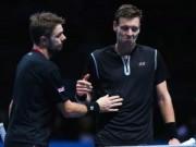 Thể thao - Wawrinka - Berdych: Kịch bản không ngờ (ATP Finals)
