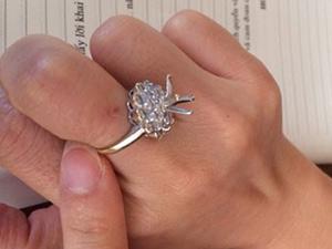 Wedding Ring Hotline 69 Lovely
