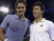 Thể thao - Federer đấu Nishikori (Lượt 2 bảng B ATP Finals)