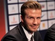 Beckham đến VN:  ' Ăn mày dĩ vãng '  khi đã treo giày