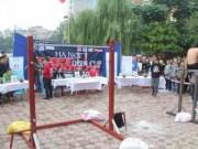 Ngày hội lớn của môn thể thao đường phố Street Workout