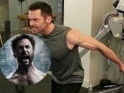 """Phim - """"Người Sói"""" tập gym lấy lại phong độ"""