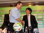 Bóng đá - Chúng ta đang ở đâu trong bảng A, AFF Cup 2014?
