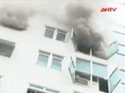 Bản tin 113 - Hà Nội: Cháy lớn tại quán Karaoke trên đường Lê Đức Thọ