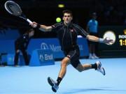 Thể thao - Djokovic trình diễn cú thuận tay chéo sân cực hiểm