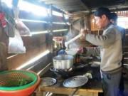 Giáo dục - du học - Thầy vào bếp lo bữa ăn cho trò