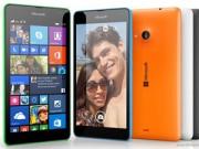 Thời trang Hi-tech - Microsoft Lumia 535 trình làng, giá cực mềm