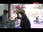 Video An ninh - Cảnh giác trộm cướp tại cửa hàng điện thoại (Phần 1)