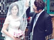 """Phim - Cặp đôi """"Mùa oải hương năm ấy"""" tung ảnh cưới kiểu Hàn"""