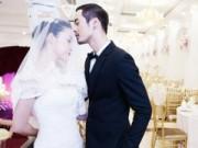 Ngôi sao điện ảnh - Diễn viên múa Linh Nga lại mặc áo cô dâu