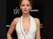 """Jennifer Lawrence đẹp  """" hút hồn """"  ra mắt  """" Trò chơi sinh tử 3 """""""