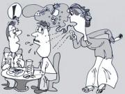 Cười 24H - Chuyện về một cô bạn gái nói nhiều