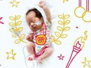 Bạn trẻ - Cuộc sống - Y tá vẽ hình ngộ nghĩnh lên ảnh bé sơ sinh