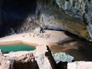Tin tức trong ngày - Không xây dựng cáp treo vào hang Sơn Đoòng