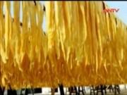 Video An ninh - TQ: Hơn 100 tấn đậu phụ độc tràn ra thị trường nội địa